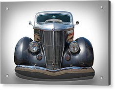 Vintage Ford Acrylic Print by Peter Tellone