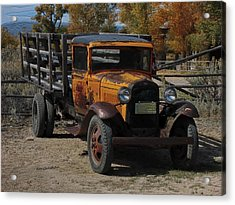 Vintage Ford Truck 2 Acrylic Print
