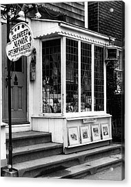 Vintage Gift Shop Fine Art Print Acrylic Print by Retro Images Archive