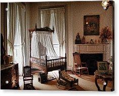 Vintage Home Acrylic Print