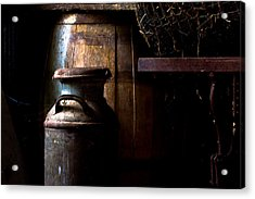 Vintage Indiana Acrylic Print by Jim Finch