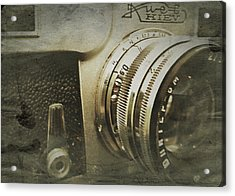 Vintage Kiev Camera Acrylic Print