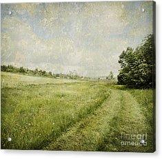 Vintage Landscape Acrylic Print