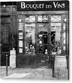 Vintage Paris 11c Acrylic Print by Andrew Fare