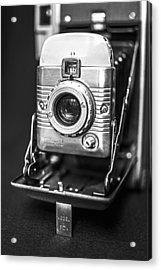 Vintage Polaroid Land Camera Model 80a Acrylic Print