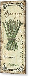 Vintage Vegetables 1 Acrylic Print