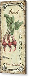 Vintage Vegetables 3 Acrylic Print