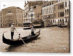 Vintage Venice Acrylic Print