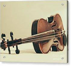 Violin Acrylic Print