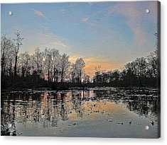 Virginia Landscape Art #1b Acrylic Print