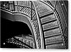 Visions Of Escher Acrylic Print by Steven Milner