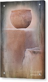 Visions Of The Past Acrylic Print by Sandra Bronstein
