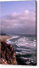 Vista Del Mar San Francisco Acrylic Print by M Bleichner