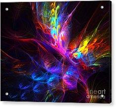 Vivid Imagination Acrylic Print