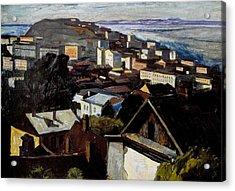 Vladivostok In 1964 Acrylic Print by Jake Hartz