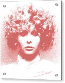 Vogue  Acrylic Print by Victor Minca