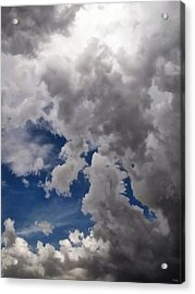 Voices In The Sky Acrylic Print by Glenn McCarthy Art and Photography