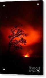 Volcano National Park Hawaii Acrylic Print