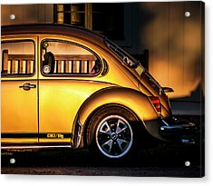 Vw Acrylic Print by Benny Pettersson