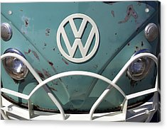 Vw Oldie But Goodie Acrylic Print