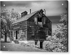 W Grieve - Brewer Distiller Malster Acrylic Print by Guy Whiteley