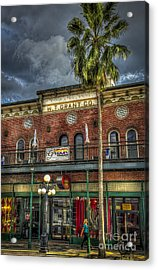 W. T. Grant Co. Acrylic Print by Marvin Spates
