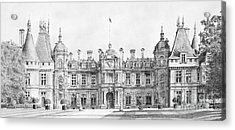 Waddesdon Manor Acrylic Print