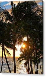 Waikoloa Palms Acrylic Print