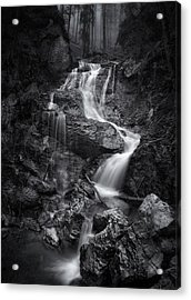 Waiting For Forever Acrylic Print by Norbert Maier