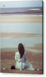 Waiting For High Tide Acrylic Print by Joana Kruse