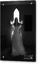 Waiting To Be Married Acrylic Print