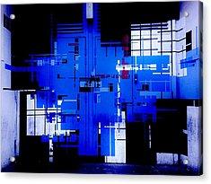 Wakefield Street 318 Acrylic Print