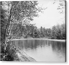 Walden Pond, C1905 Acrylic Print
