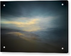Walk Along The Edge Of Nowhere Acrylic Print
