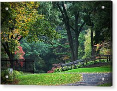 Walk In The Park Acrylic Print