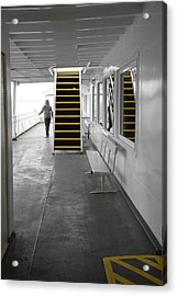 Acrylic Print featuring the photograph Walk This Way by Marilyn Wilson