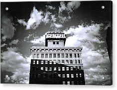 Walker Building Acrylic Print