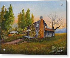 Walker Homeplace #3 Acrylic Print