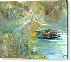Walkers Acrylic Print