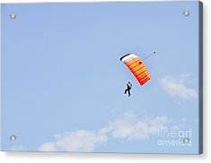 Walking On Air Acrylic Print