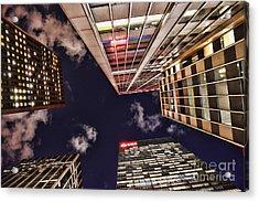 Wall Street Acrylic Print