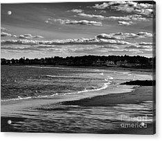 Wallis Beach Acrylic Print
