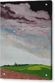 Wallonia 2 Acrylic Print by Tone Aanderaa