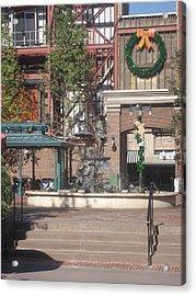 Walt Disney World Resort - Hollywood Studios - 121231 Acrylic Print by DC Photographer