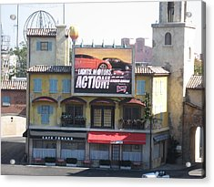Walt Disney World Resort - Hollywood Studios - 12126 Acrylic Print by DC Photographer