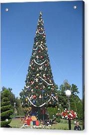 Walt Disney World Resort - Magic Kingdom - 1212132 Acrylic Print by DC Photographer