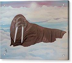 Walter Acrylic Print