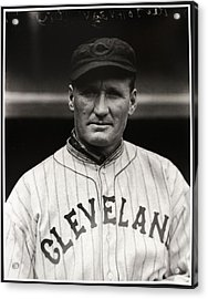 Walter Johnson Acrylic Print by Gianfranco Weiss