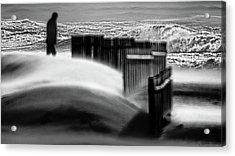 Wander I Go Acrylic Print