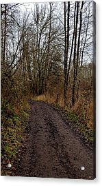 Wapato State Access Area Acrylic Print by Sara Edens